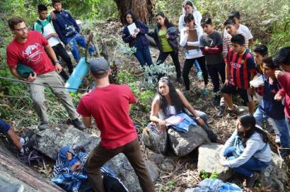 Wilderness First Aid Training held in Pairumani